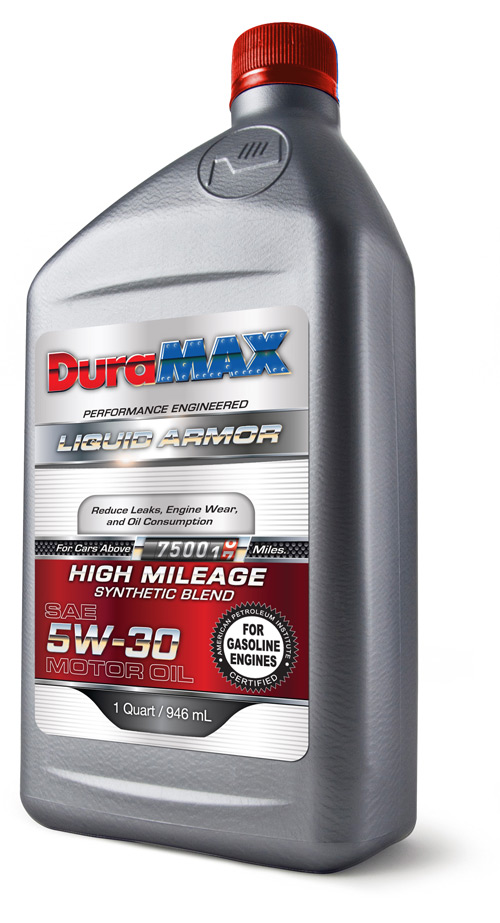 Duramax High Mileage